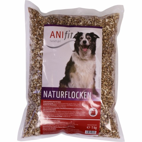 Naturflocke 1 kg (1 Stück)